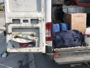 Ladungssicherung Diesel