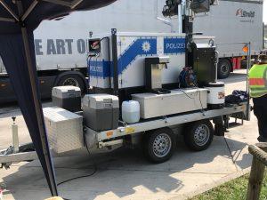 Verpflegungswagen